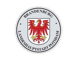 #2 pentru German License Plate Registration and State Seal Artwork de către ganjarelex