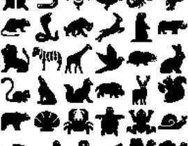 #2 , create a spreatsheet of 32x32px animals 来自 ClankY