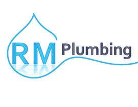 #125 para Graphic Design for RM Plumbing por sirvasili