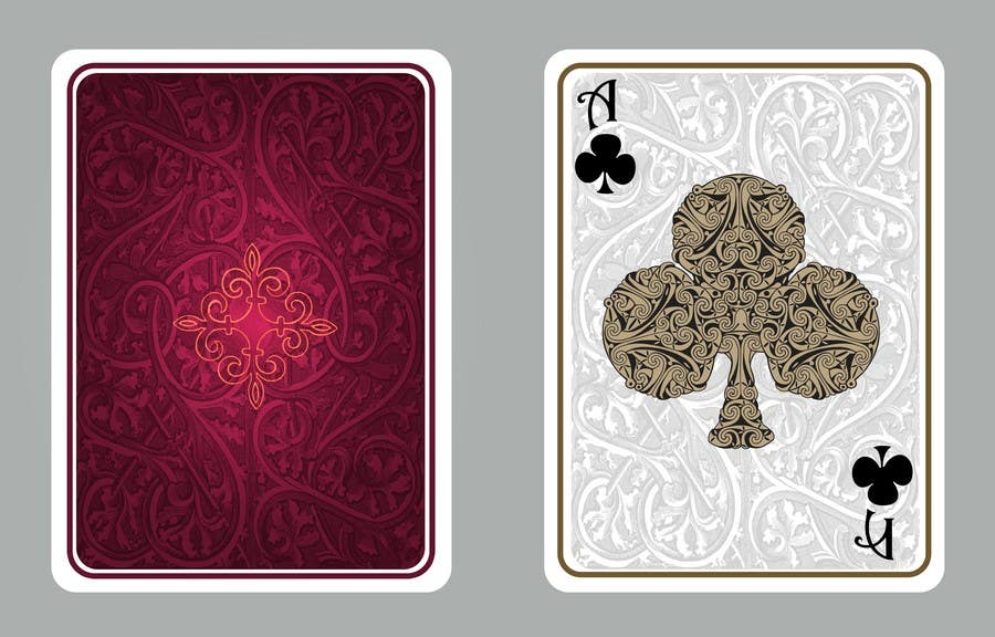 Contest Entry #14 for Graphic Design for Luxurious Playing Cards