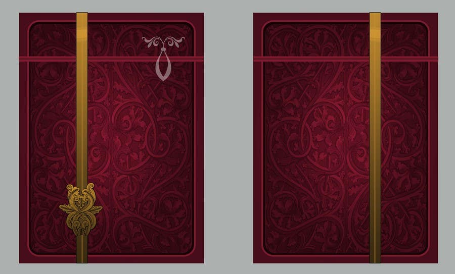 Contest Entry #15 for Graphic Design for Luxurious Playing Cards