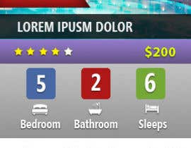 kethketh tarafından Quick $50 Design a Website Element for a Hotel için no 53