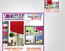 #3 untuk Graphic Design for AMC Lights Blinds And Bargains oleh digilogsystemseu