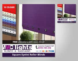 #12 for Graphic Design for AMC Lights Blinds And Bargains by wademd