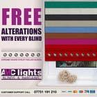 Graphic Design Конкурсная работа №19 для Graphic Design for AMC Lights Blinds And Bargains