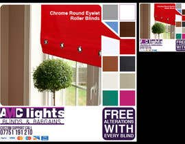 #29 untuk Graphic Design for AMC Lights Blinds And Bargains oleh thuanbui