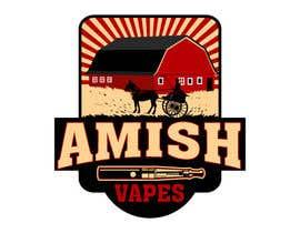 #122 for Amish Vapors Needs a Logo by jaywdesign
