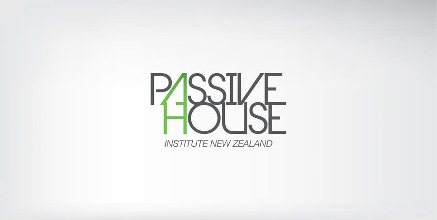 Contest Entry #                                        66                                      for                                         Logo Design for Passive House Institute New Zealand