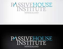 #339 para Logo Design for Passive House Institute New Zealand por kirstenpeco