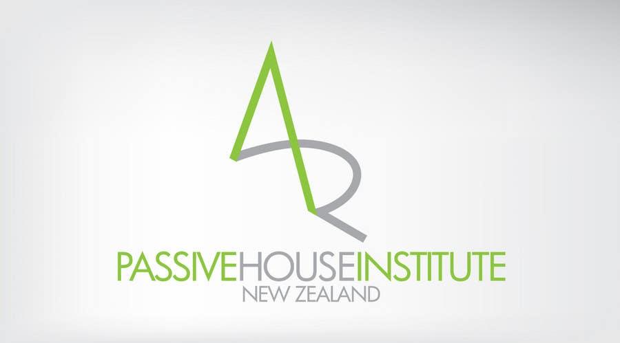 Kilpailutyö #169 kilpailussa Logo Design for Passive House Institute New Zealand