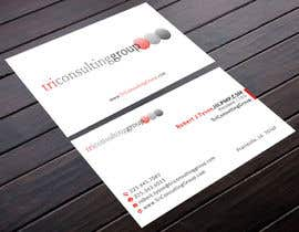 #9 für Design Business Card for TriConsultingGroup von mdahmed2549