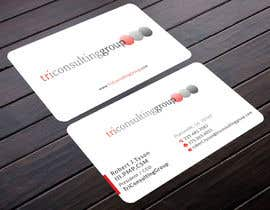 #14 für Design Business Card for TriConsultingGroup von mdahmed2549