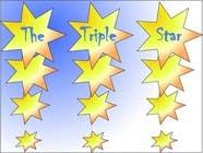 Graphic Design Конкурсная работа №172 для Logo Design for The Triple Star