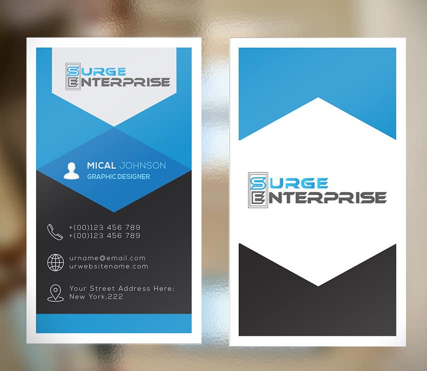 Entry #31 by graphicBoyz for Simple but catchy! Logo and Business ...