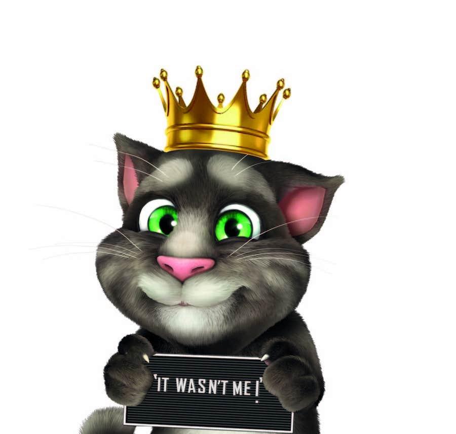 Bài tham dự cuộc thi #                                        7                                      cho                                         make and put crown on cat's head.
