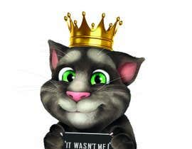 #7 cho make and put crown on cat's head. bởi BigPenDesigns