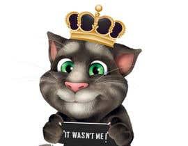 #2 cho make and put crown on cat's head. bởi Arts360