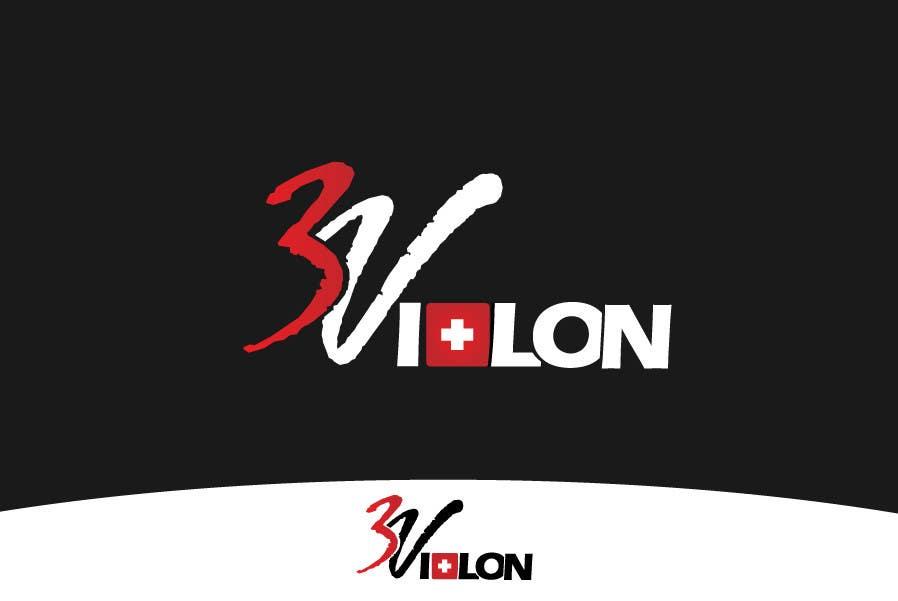 Konkurrenceindlæg #565 for Logo Design for 3Violon