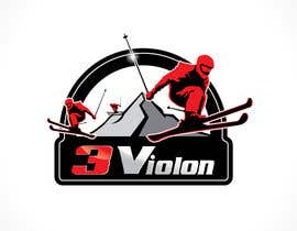 #216 para Logo Design for 3Violon por Polestarsolution
