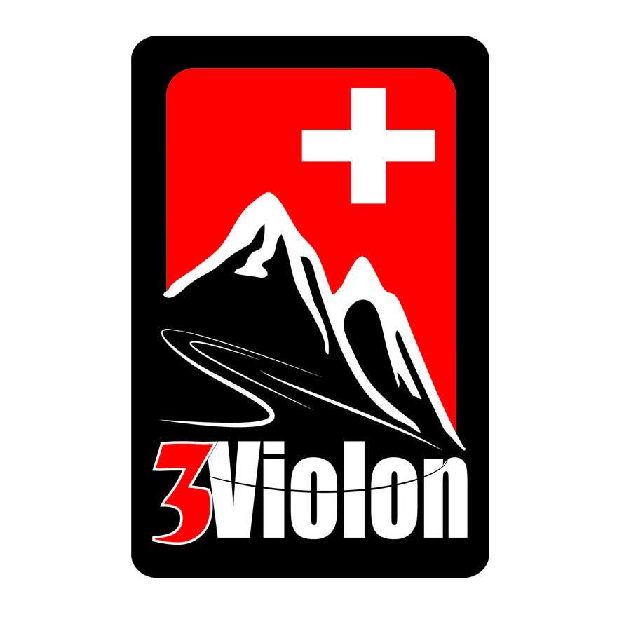 Konkurrenceindlæg #521 for Logo Design for 3Violon