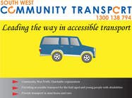 Graphic Design Kilpailutyö #11 kilpailuun Stationery Design for South West Community Transport