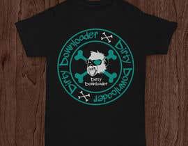 #14 para T-Shirt Design Contest: Dirty Downloader por danidg86
