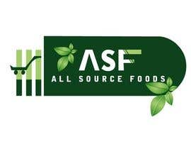 #231 for Logo Design for All Source Foods af tarek433302