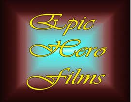 #44 for Design a Logo for Epic Hero Films by ferroeugenio