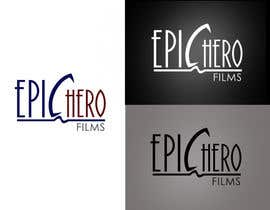 #50 for Design a Logo for Epic Hero Films by blodeux