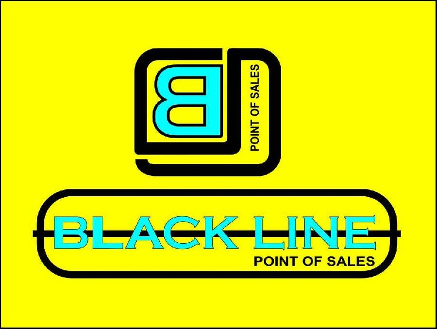 Contest Entry #93 for Logo Design for Blackline Point Of Sales