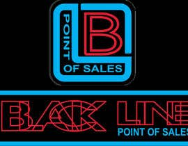 nº 158 pour Logo Design for Blackline Point Of Sales par Niko4300