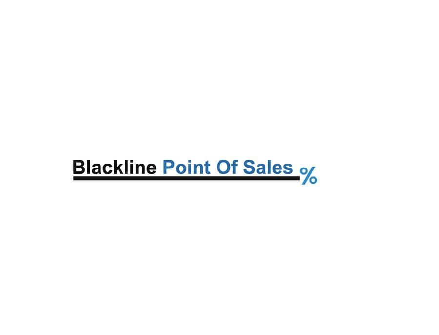 Inscrição nº 157 do Concurso para Logo Design for Blackline Point Of Sales