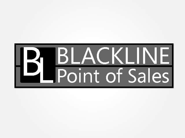 Contest Entry #150 for Logo Design for Blackline Point Of Sales