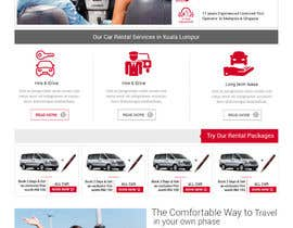 #21 for Car Rental Web Site. Design the main page, win contest and continue working with us on this site in a project environment at $50-100 per page. by akminfo