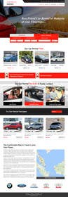 #33 for Car Rental Web Site. Design the main page, win contest and continue working with us on this site in a project environment at $50-100 per page. by webamenity