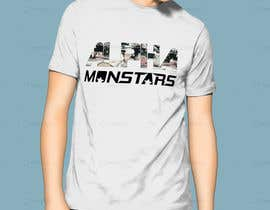 #16 cho Design a T-Shirt for Monstar Apparel - Words with background Images bởi deemiju