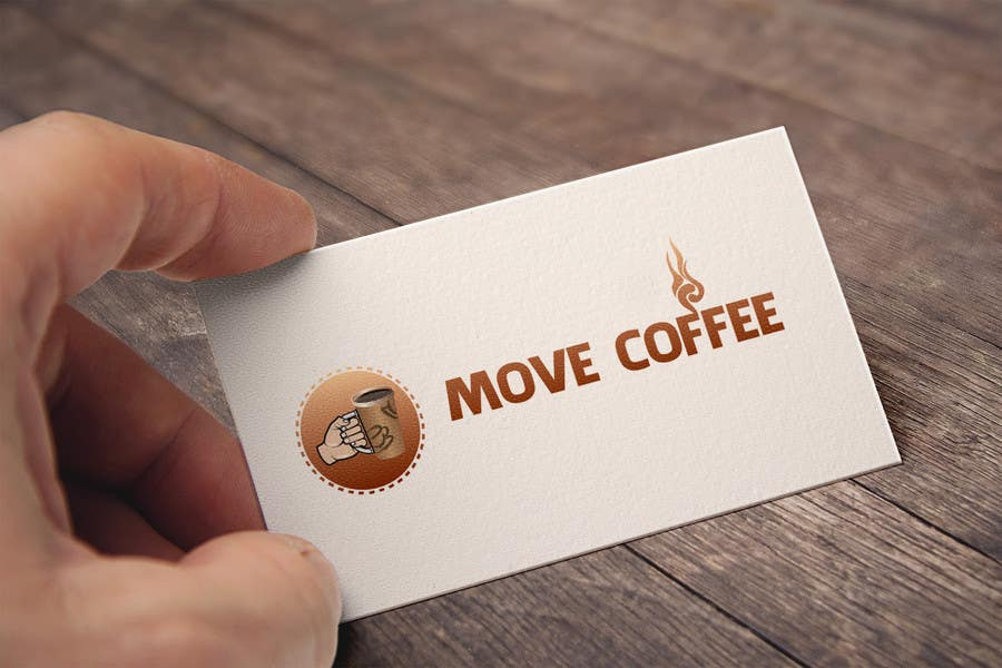 #150 for Design logo for movecoffee company. by mamun313