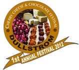 Graphic Design Конкурсная работа №19 для Flyer & Basic Logo for Dullstroom Cherry Cheese and Chocolate Festival