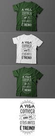 pencey tarafından Fazer o Design de uma Camiseta için no 20