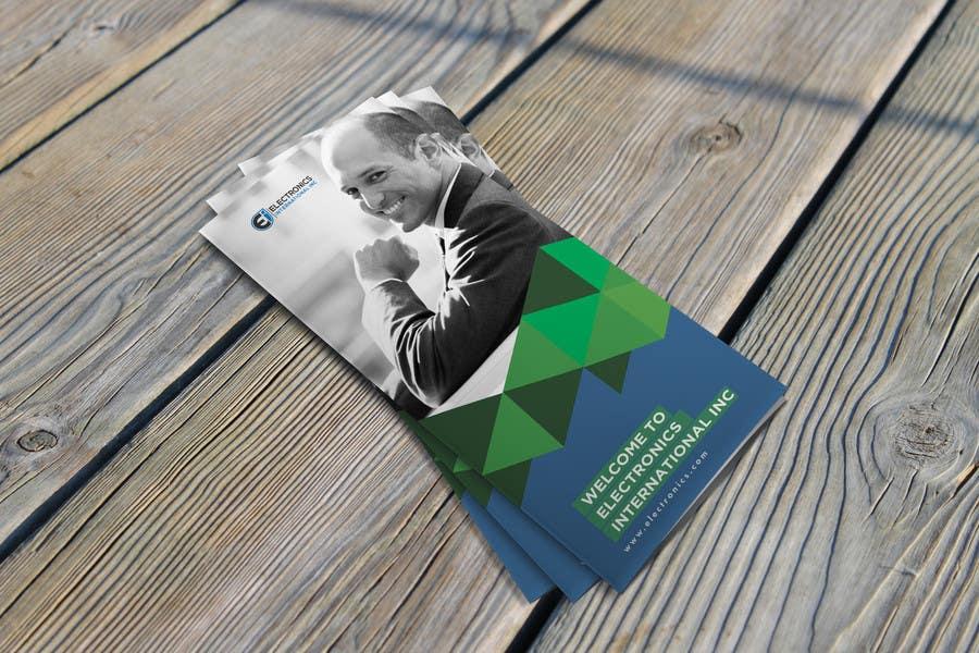 Kilpailutyö #21 kilpailussa Tri Fold Brochure Design