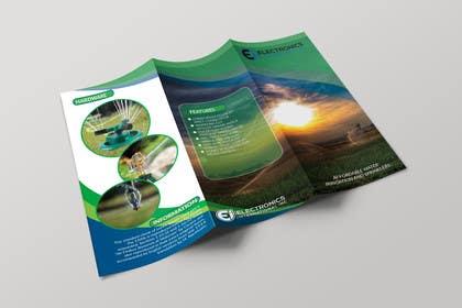 Nro 29 kilpailuun Tri Fold Brochure Design käyttäjältä fariatanni