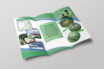 Nro 30 kilpailuun Tri Fold Brochure Design käyttäjältä fariatanni