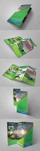 Graphic Design-kilpailutyö nro 71 kilpailussa Tri Fold Brochure Design