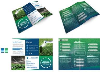 Nro 84 kilpailuun Tri Fold Brochure Design käyttäjältä qu3rn
