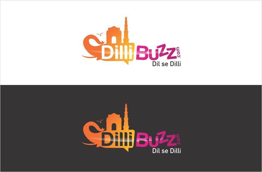 Bài tham dự cuộc thi #                                        37                                      cho                                         Design a Logo for DilliBuzz