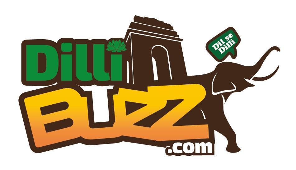 Bài tham dự cuộc thi #                                        39                                      cho                                         Design a Logo for DilliBuzz