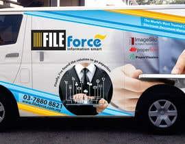 #70 для Graphic Design of Product that will be Painted on Company Van as Advertisement -- 3 від Sahir75