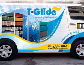 #72 для Graphic Design of Product that will be Painted on Company Van as Advertisement -- 3 від Sahir75