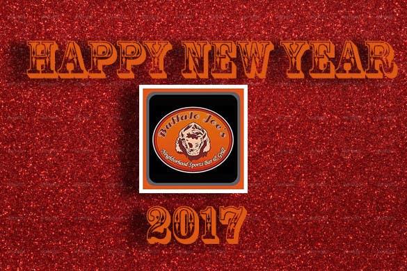 "Intrarea #                                        27                                      pentru concursul ""                                        New Year Eve Image/Banner for a Dallas Bar                                     """