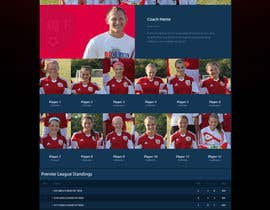#14 for Create a Wordpress Template for our Youth Soccer Team Pages by dheerajrao